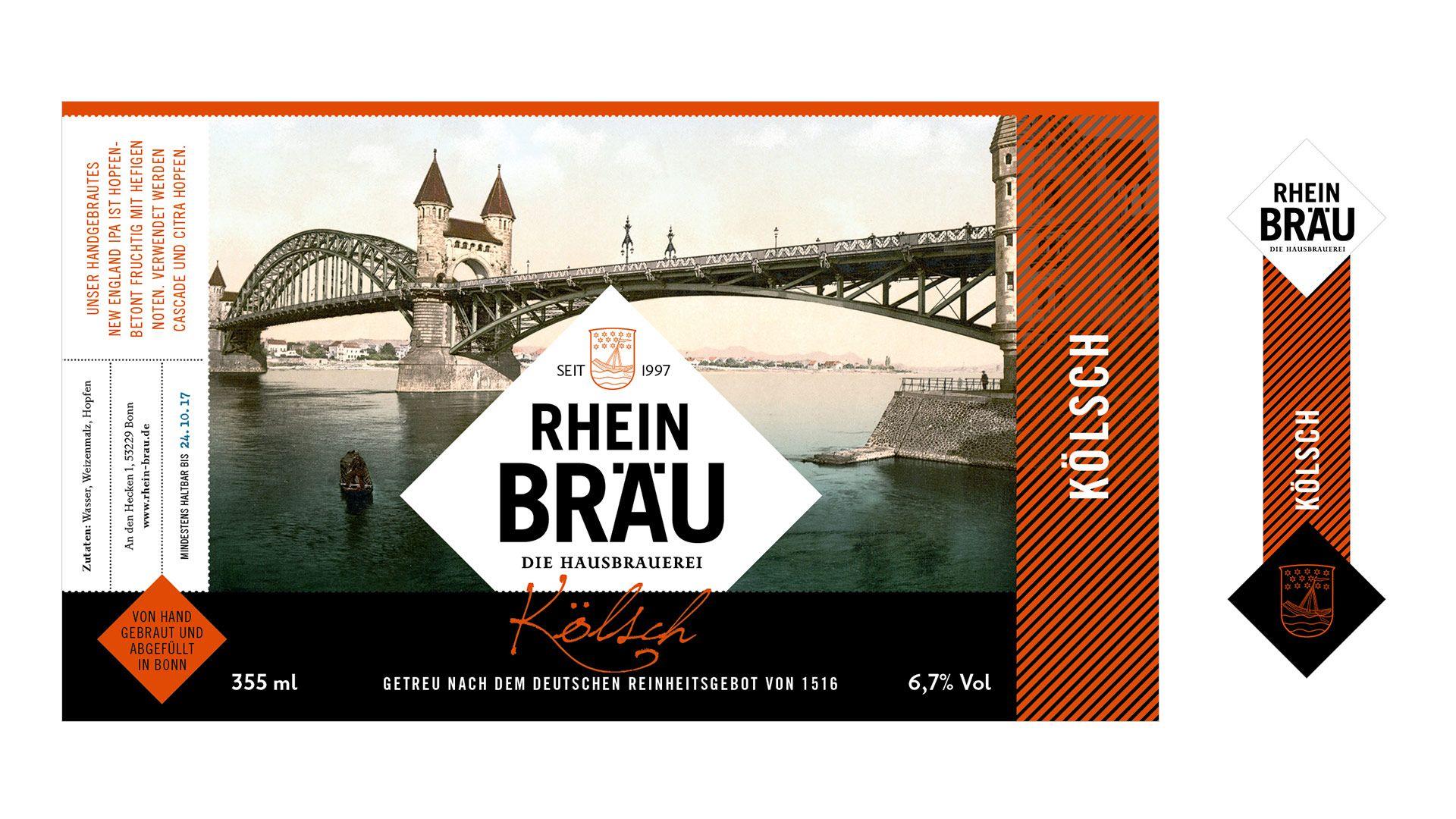 Rhein Bräu - Kölsch