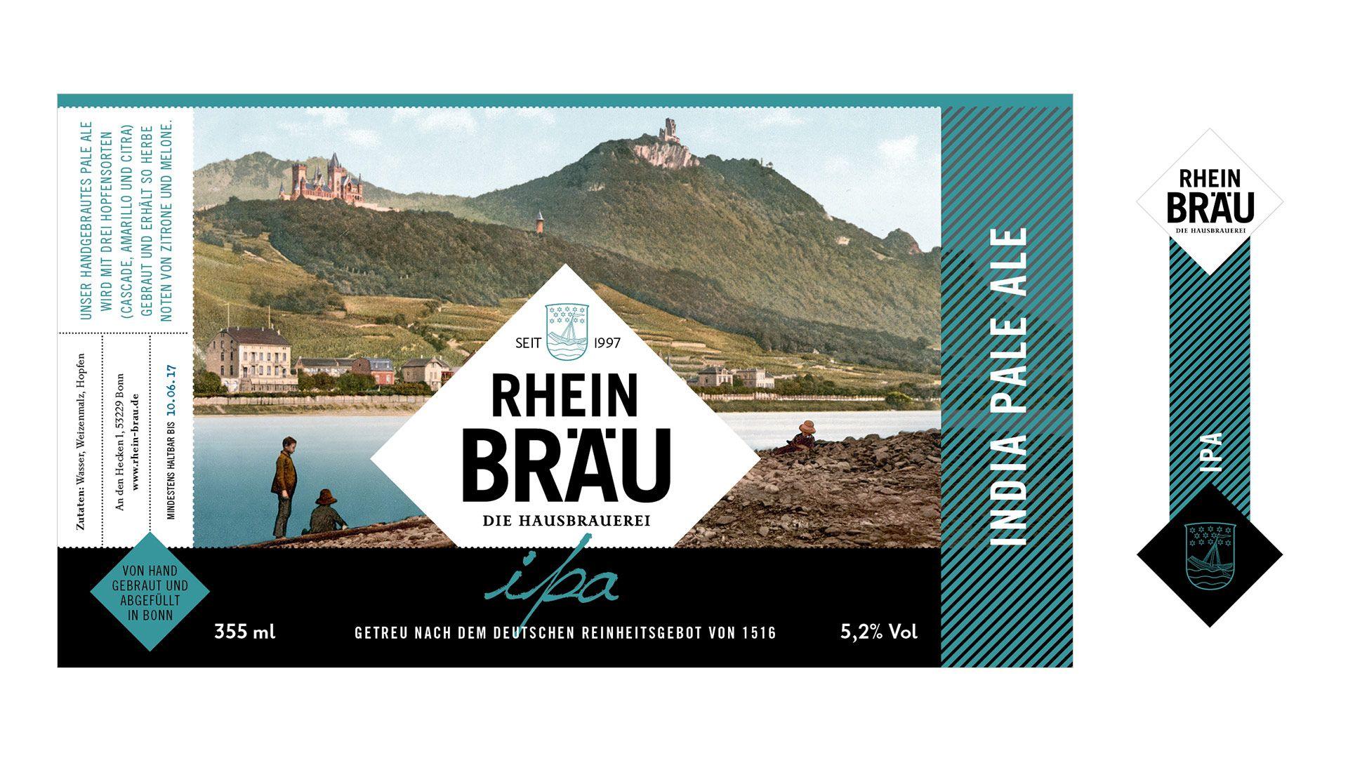 Rhein Bräu - IPA